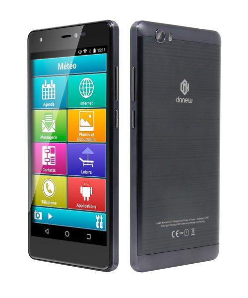 K555 iizee smartphone senior