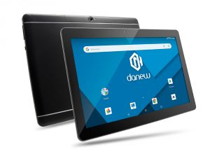 Danew tablette Dslide 1018 Oreo™ GO edition