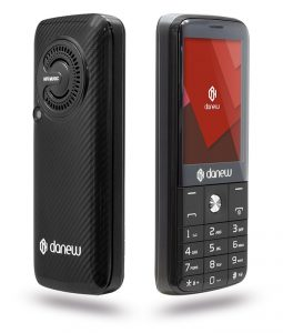 Danew Feature phone BIGO SONO enceinte mp3