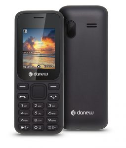Featurephone Konnect 203 Danew